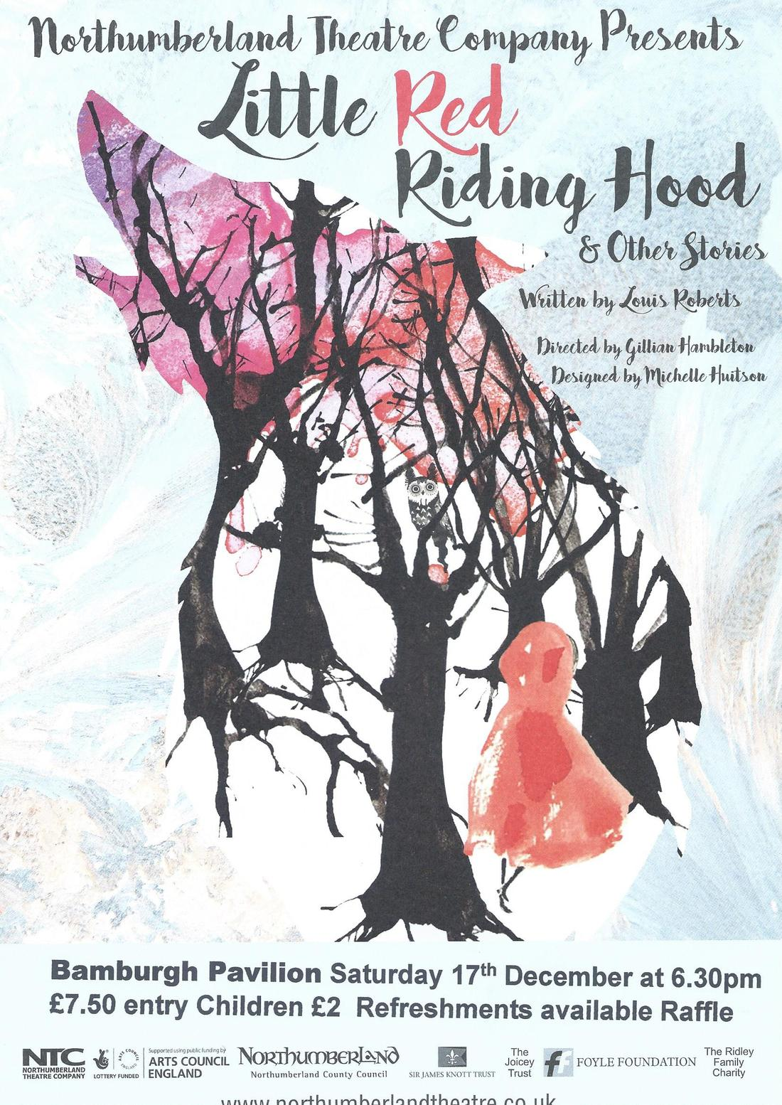 Northumberland Theatre Company Presents Little Red Riding Hood
