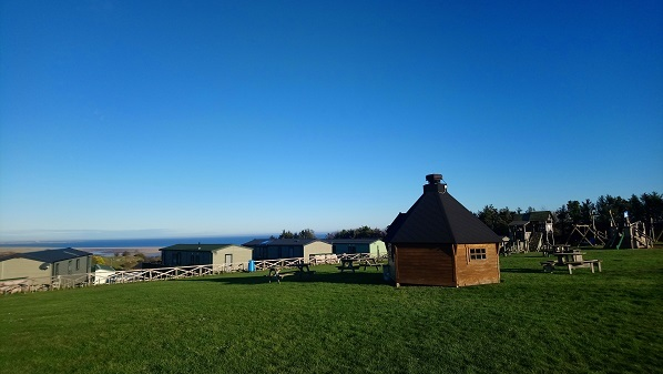 Waren Caravan and Camping Park | Visit Bamburgh, Northumberland