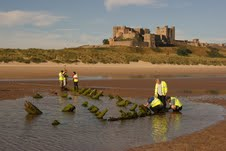 Did Bamburgh shipwreck inspire first coastguards?