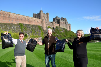 Castle bags a nest egg for bird conservation project